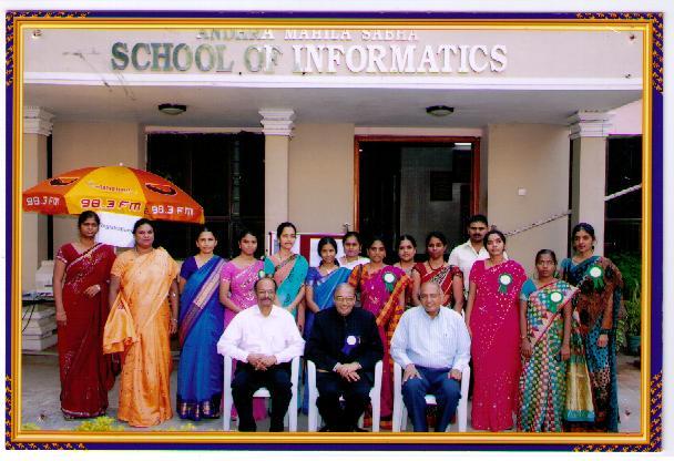 Andhra Mahila Sabha School of Informatics Photos