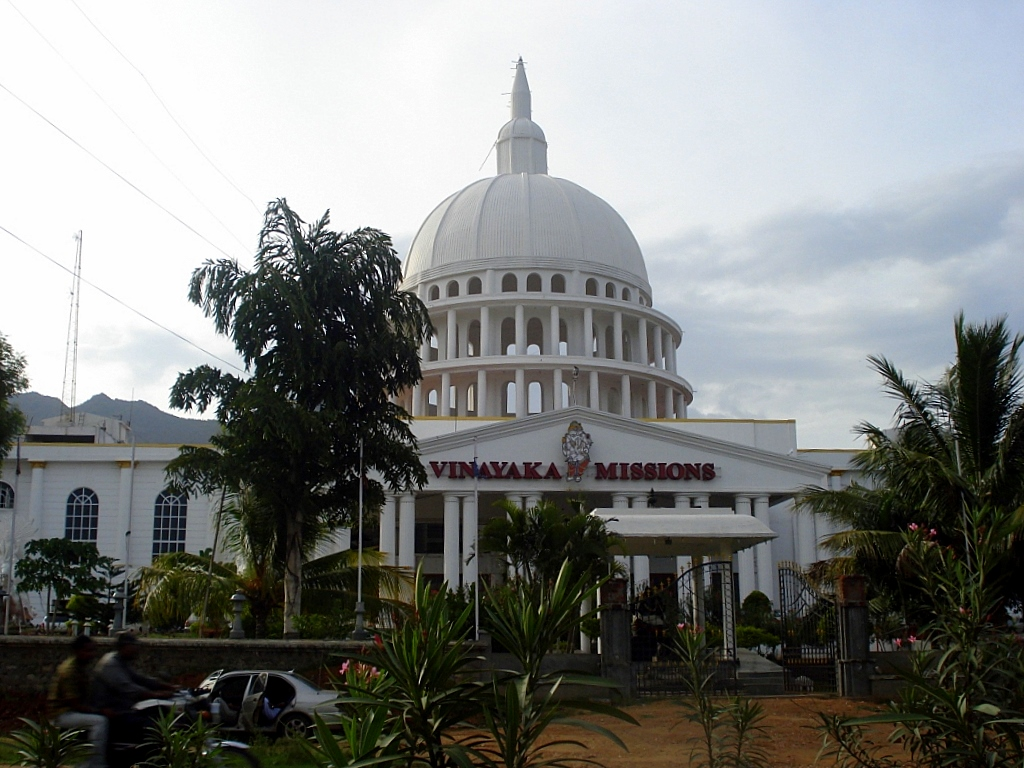 Vinayaka Missions University Photos