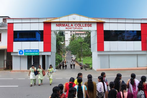 Nirmala College Photos