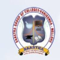 Saastra College Of Pharmaceutical Education And Research Photos