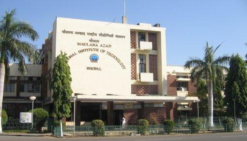 Maulana Azad National Institute of Technology Photos