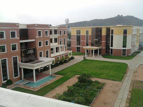 Vels University Photos