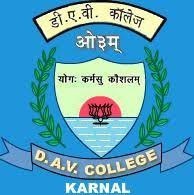 D A V College Karnal Photos