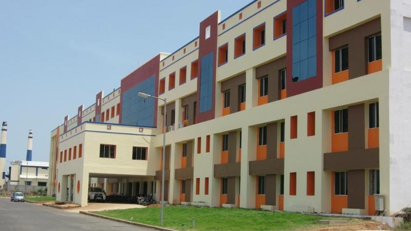 K Ramakrishnan College of Engineering Photos
