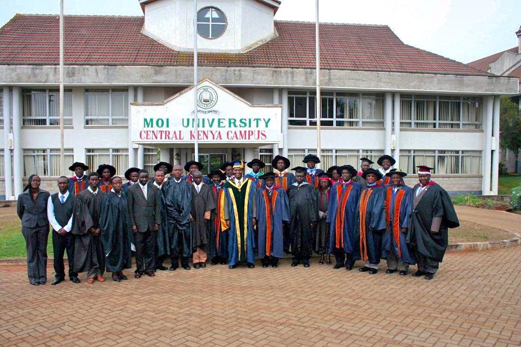 Karatina University College Photos