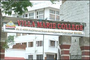 Villa Marie Degree College for Women Photos