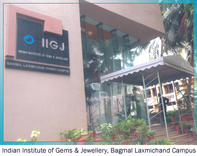 Indian Institute of Gems and Jewellery Photos