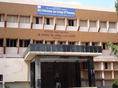 Shri Fattechand Jain College of Pharmacy Photos