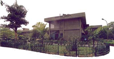 Motilal Nehru College Photos