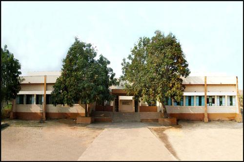 R P Bhalodia College Photos
