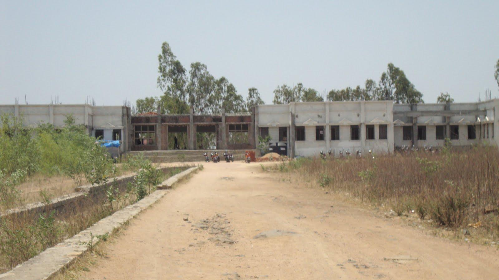 Kamareddy Engineering College Photos