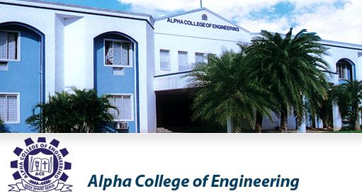 Alpha College of Engineering Photos