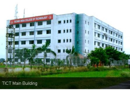 TICT Techno India College Of Technology Reviews Students Contacts