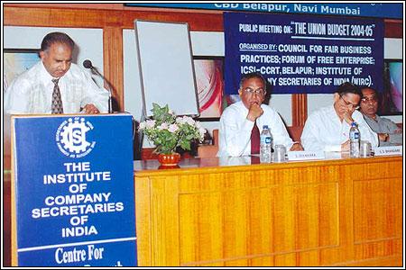 The Institute of Company Secretaries of India Photos