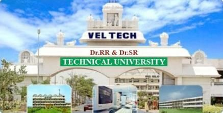 Vel Tech Dr R R and Dr S R Technical University Photos