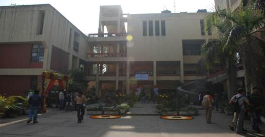 Rajdhani College Photos
