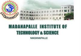Madanapalle Institute of Technology and Science Photos
