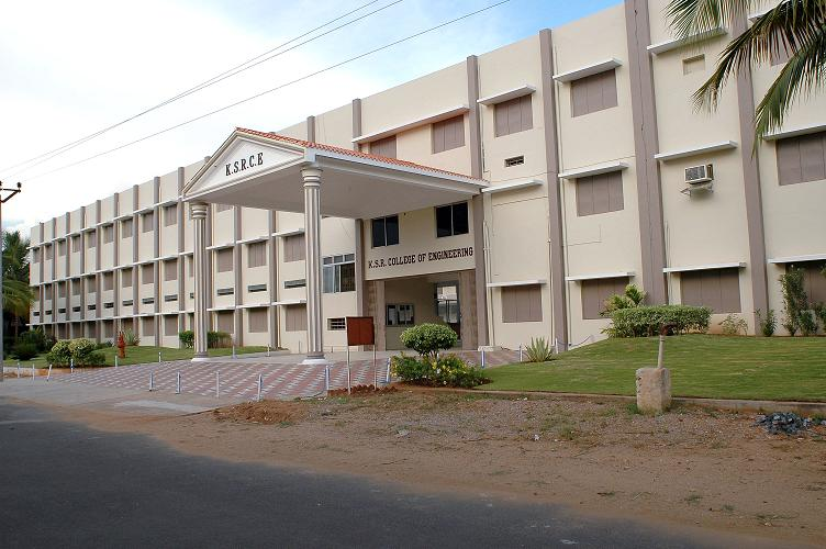 K S R College of Engineering Photos