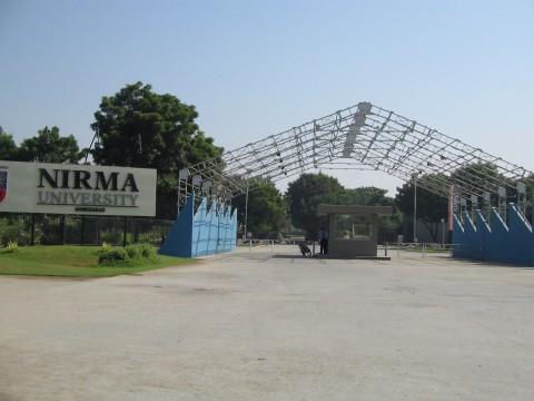 Nirma University Photos