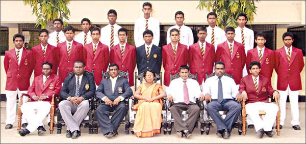 Presidents College Kotte Photos