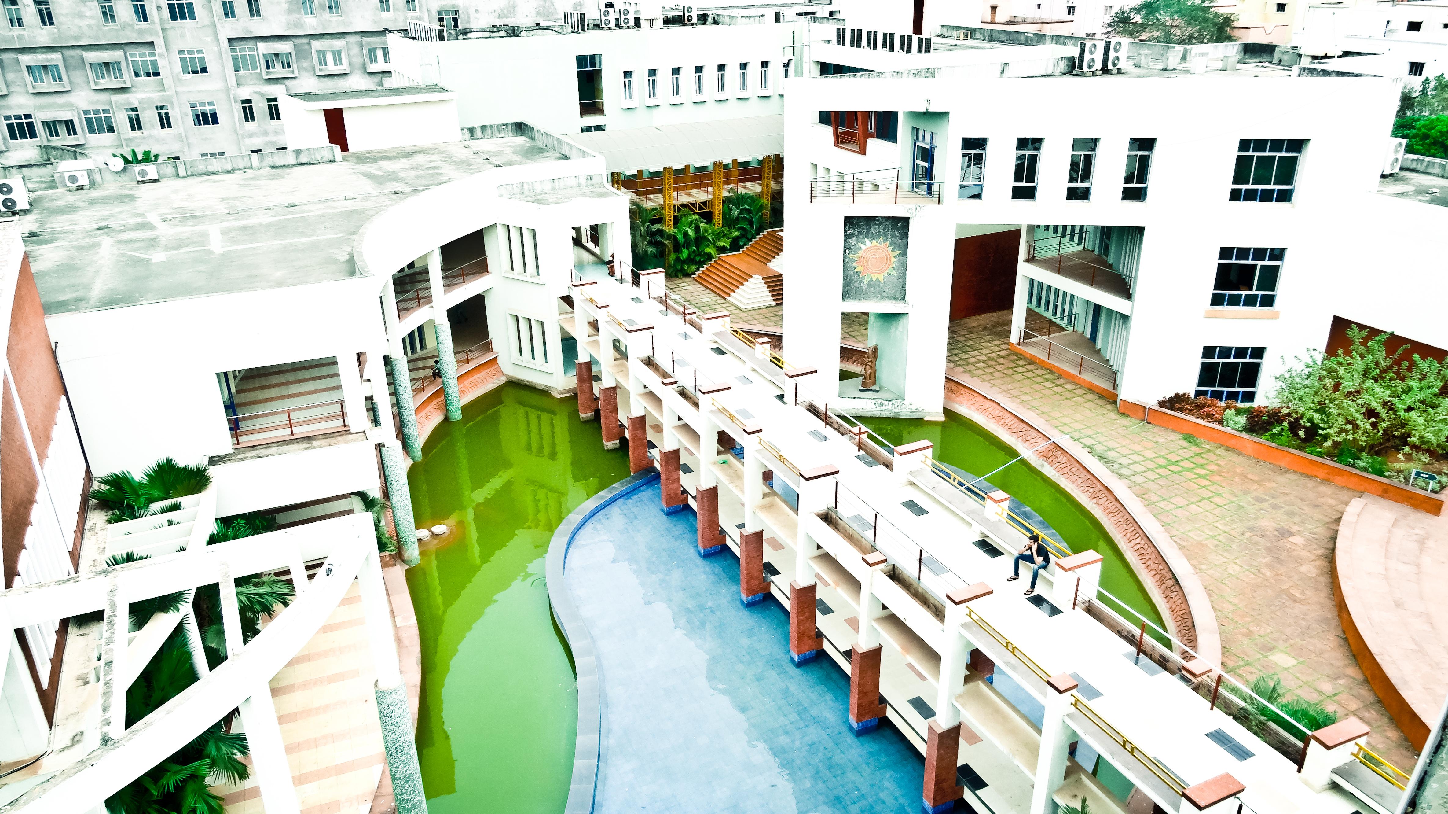 KIIT School of Management Photos