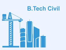 B.Tech Civil