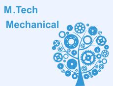 M.Tech Mechanical