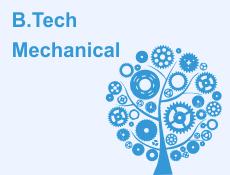 B.Tech Mechanical