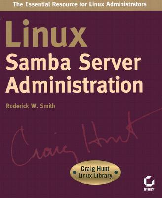 Samba server administration