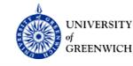 PG-University of Greenwich