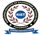 RIET-Ramgarhia Institute of Engineering and Technology