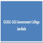 GGSGC-GGS Government College Jandiala