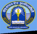 GNDURC-Guru Nanak Dev University Regional Campus Fattu Dhinga