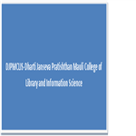 DJPMCLIS-Dharti Janseva Pratishthan Mauli College of Library and Information Science