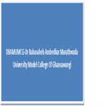 DBAMUMCG-Dr Babasaheb Ambedkar Marathwada University Model College Of Ghansawangi