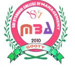 SVMBAC-Sree Vyshnavi MBA College