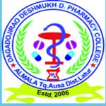 DDDPC-Dagadojirao Deshmukh D Pharmacy College