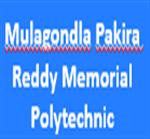 MPRMP-Mulagondla Pakira Reddy Memorial Polytechnic