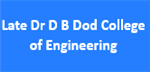 LDDBDCE-Late Dr D B Dod College of Engineering