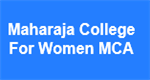 MCW-Maharaja College For Women MCA