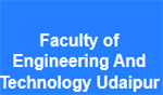 FEAT-Faculty of Engineering And Technology Udaipur