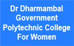 DDGPCW-Dr Dharmambal Government Polytechnic College For Women