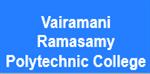 VRPC-Vairamani Ramasamy Polytechnic College