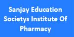 SESIP-Sanjay Education Societys Institute Of Pharmacy