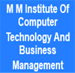MMICTBM-M M Institute Of Computer Technology And Business Management