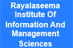 RIIMS-Rayalaseema Institute Of Information And Management Sciences