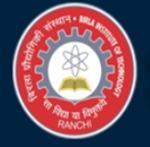 BIT-Birla Institute of Technology Patna