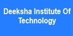 DIT-Deeksha Institute Of Technology
