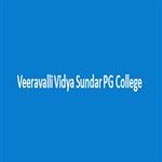 VVSPGC-Veeravalli Vidya Sundar PG College