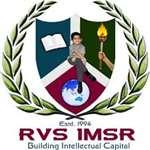 RVSIMS-RVS Institute Of Management Studies